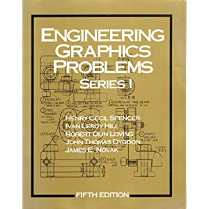 Engineering Graphics Problems Series I