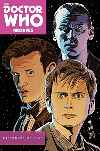 Doctor Who Archives: Prisoners of Time Omnibus