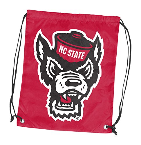 NCAA North Carolina State Wolfpack Adult Double Header String Pack, Red (Pack State String)