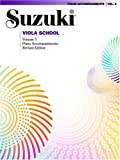 Suzuki Viola School, Alfred Publishing Staff, 0757924778