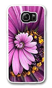 Galaxy S6 Case, S6 Case,Droste Shock Absorption Bumper Case Protective Slim Fit Hard PC Cover for Samsung Galaxy S6 White