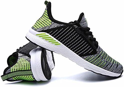 ランニングシューズ メンズ アッパーMIXニット 超軽量 スニーカー メッシュ クッション性 おしゃれ スポーツシューズ スポーティ 通気性 運動 靴 大きいサイズ(23.0cm~29.0cm) 男女兼用