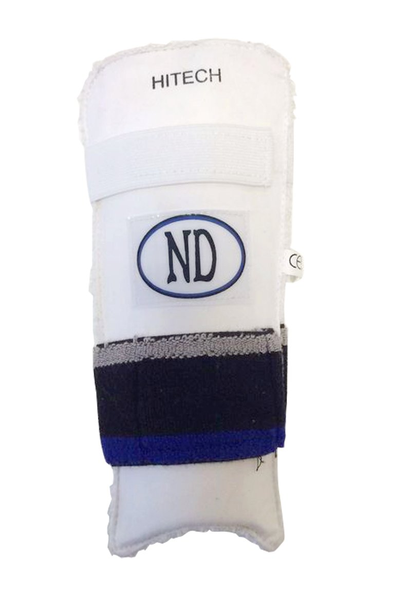 New Cricket Hi Tech Arm Protector Pad Batting Protection Elbow Guard Only Cricket