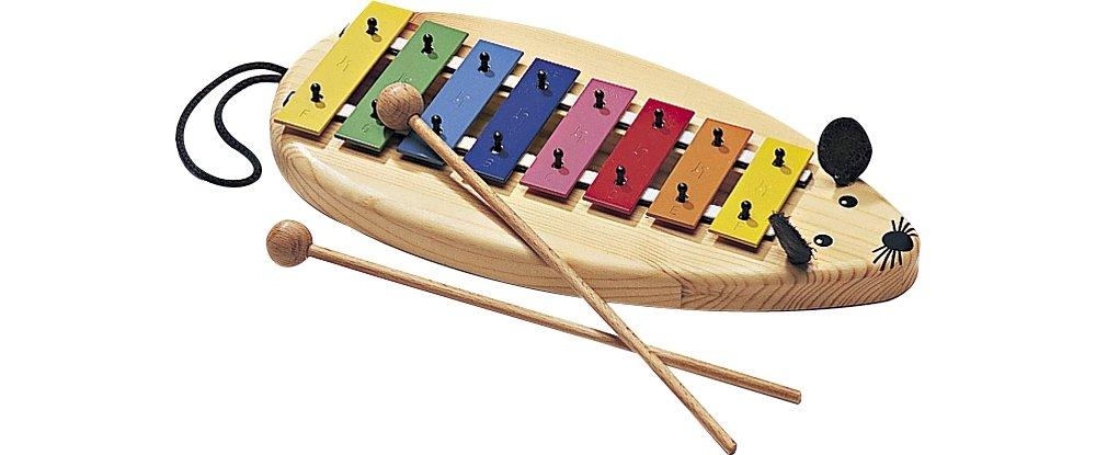 Sonor Children's Glockenspiel Mouse Glockenspiel by Sonor (Image #1)
