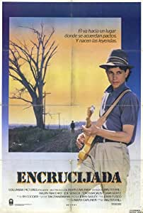 Crossroads Poster (11 x 17 Inches - 28cm x 44cm) (1986) Spanish Style A