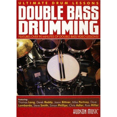 Ultimate Drum Lessons: Double Bass Drumming. Pour Batterie (Percussion Lesson)