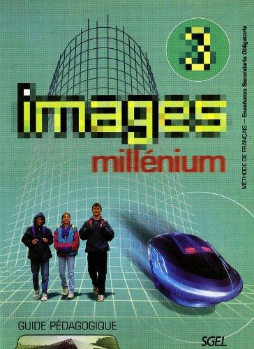 Images millenium 3 profesor por François Makowski