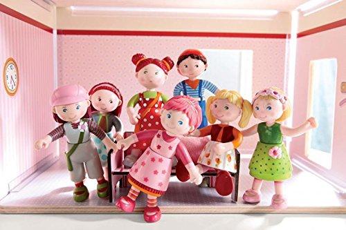 Haba Biegepuppen Little Friends Set