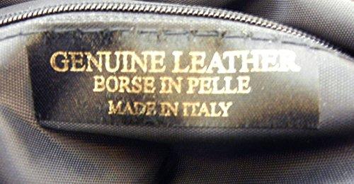 G&G pelletteria Fiorentina Borsa a spalla in Vera Pelle (Marrone) Comprar Barato Manchester Gran Venta JZ861