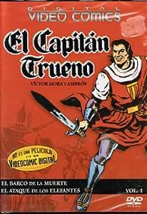 El capitan trueno 1 (DVD)ref: 48600
