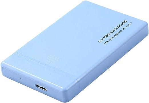 2.5インチ USB 3.0 外付けハードドライブ 超薄 Windows Mac Linux用 - 500G