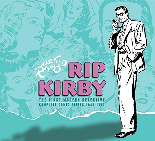 Rip Kirby Volume 1 (Chips The War Dog Movie)