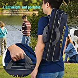 Zerone Fishing Bag, Fishing Tackle Bag Fishing Rod