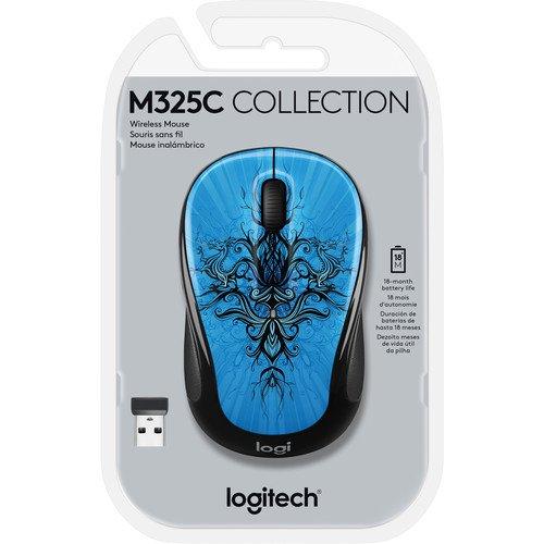Logitech 910-005338 M325c Blue Trance