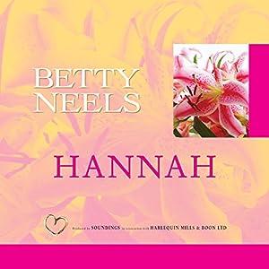 Hannah Audiobook