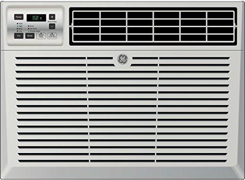 "GE AEM05LX 19"" Window Air Conditioner with 5200 Cooling BTU,"