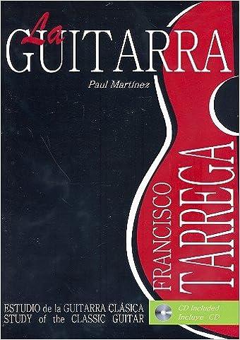 Francisco tarrega : estudio de la guitarra clasica: Amazon.es ...
