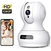 Conico 1080P HD WiFi Pan/Tilt/Zoom IP Camera