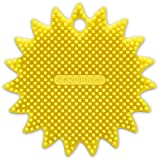 Scrubby's Trade SC011 Silicone Scrubber, One Size, Yellow