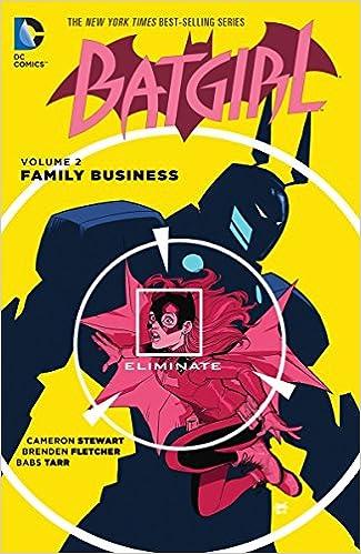 Image result for batgirl vol 2