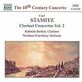 Clarinet Concertos Vol. 2