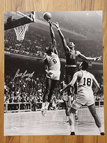 Autographed Bill Russell Photo - Certified Authentic 16x20 #k24784 - JSA Certified - Autographed NBA (Bill Russell Autographed Photograph)