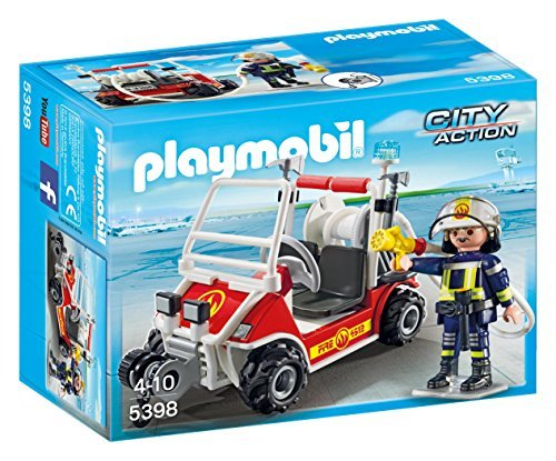 PLAYMOBIL® 5398 Fire Quad by PLAYMOBIL®