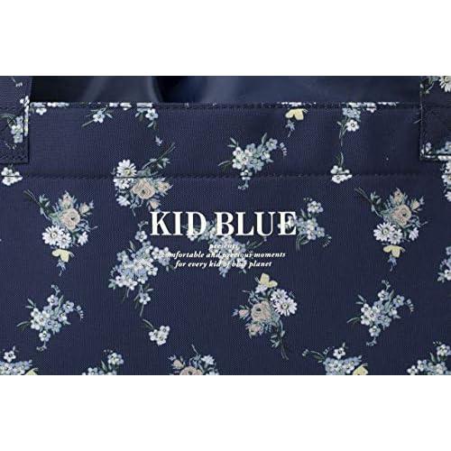 KID BLUE 保冷ができるレジカゴサイズのショッピングバッグ BOOK 付録