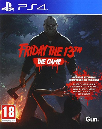 PS4 - Friday The 13th: The Game [PAL EU]
