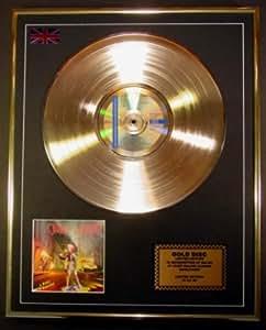 CYNDI LAUPER/Cd Disco de Oro Disco Edicion Limitada/A NIGHT TO REMEMBER