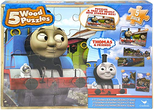 (Thomas Puzzle, 3-Pack)