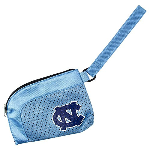 Littlearth NCAA North Carolina Tar Heels Jersey Stadium Wristlet