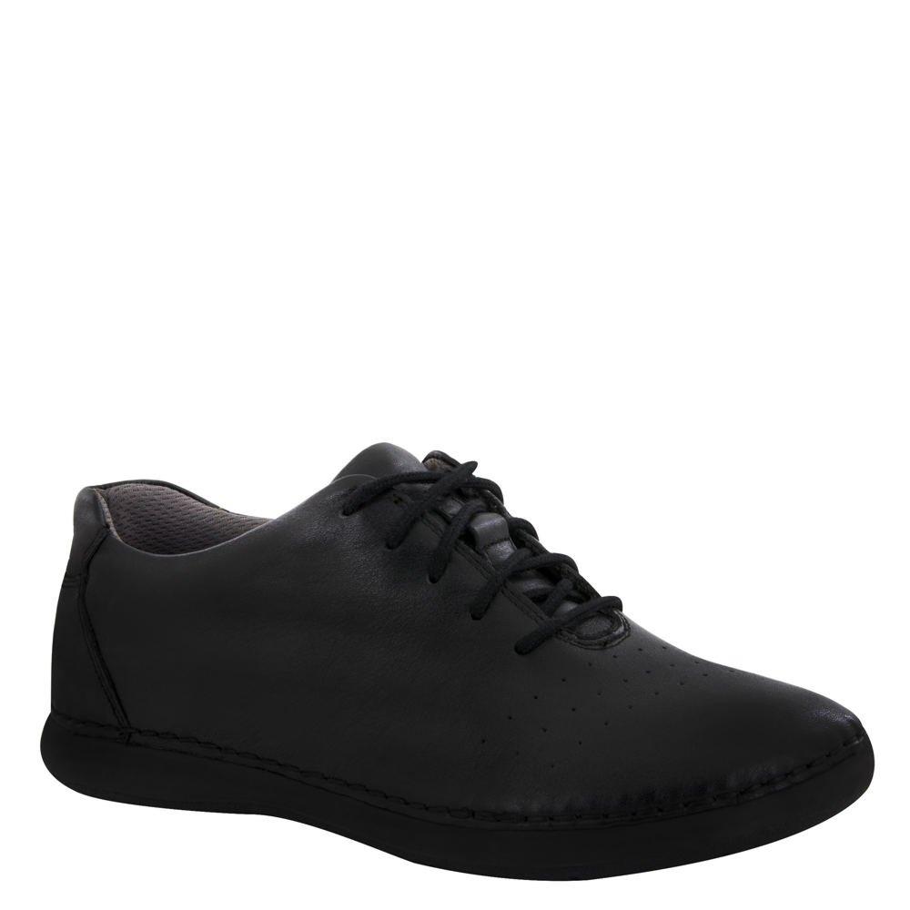 Alegria Womens Essence Sneaker Black Nappa Size 39 EU (9-9.5 M US Women)