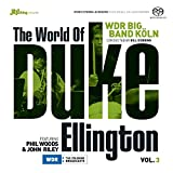 The program of this last of three Ellington concerts at the MusikTriennale Cologne 94 is focused on the later works (1955 1974), but also contains new arrangements of Ellington and Strayhorn titles from the entire period of the Ellington orchestra. T...