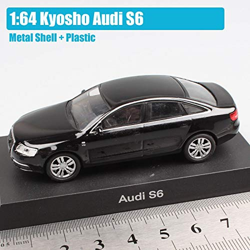 GreenSun 1:64 Scale kyosho Audi A3 A4 A5 S6 Q7 R8 TT A8 Coupe Roadster A6 Avant sportback diecast Model Toy car Replicas for Collectibles