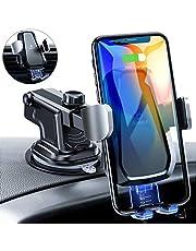 Andobil Wireless Charger Auto Handyhalterung fürs Lüftung & Armaturenbrett 7,5W/10W Blitzschneller Charging automatische Halter Ultra stabil für Samsung S10/S10 /S9 iPhoneXS/X/8/HUAWEI ate 20 Pro Usw