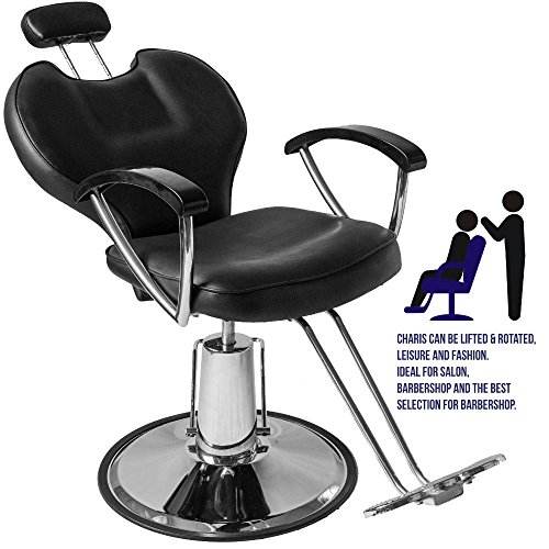 All Purpose Hydraulic Recline Barber Chair Shampoo Spa Salon Beauty Equipment