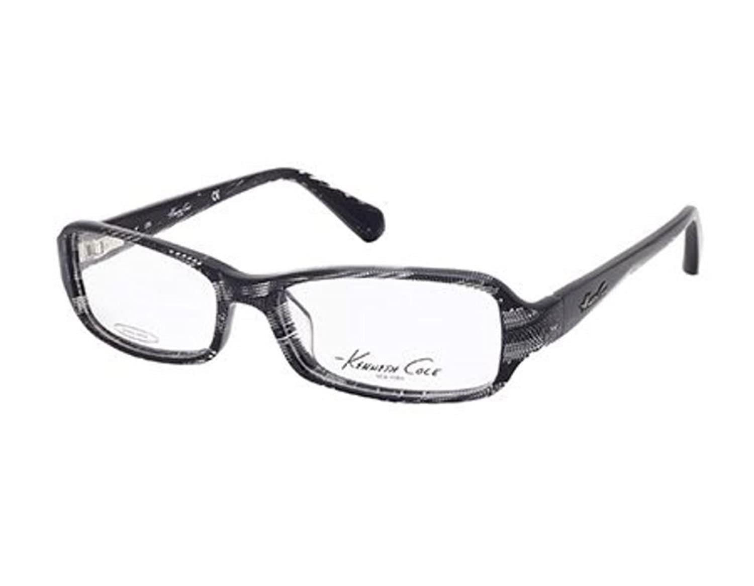 80% OFF Kenneth Cole New York Montura de Gafas KC 0191 003 negro 52MM 38037db7b91