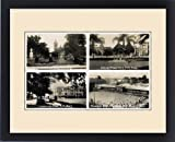 Framed Print of Four scenes, Pietermaritzburg, Natal, South Africa