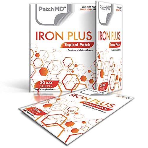 PatchMD Iron Plus Topical