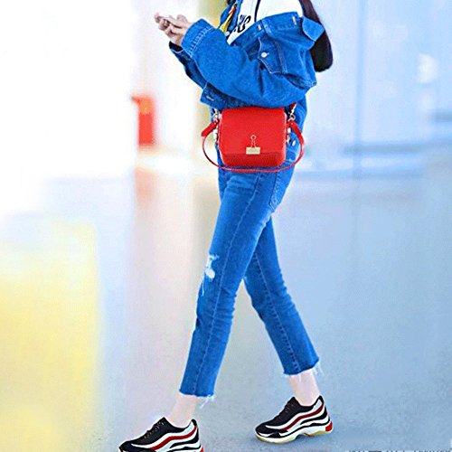 SHOES xiaolin Zapatos Ultra Fire Para Mujer Versión Coreana de Invierno Student Student Negro