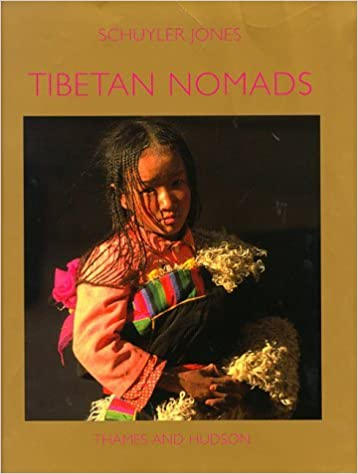 Tibetan nomads:environment- pastoral economy- and material culture