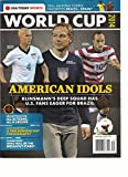 USA TODAY SPORTS, WORLD CUP 2014 (WILL ANYONE TOPPLE FAVORITES BRAZIL, SPAIN