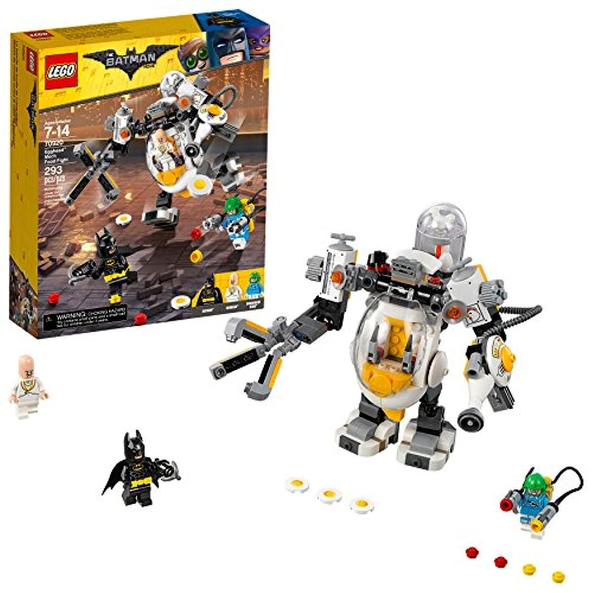 [해외] LEGO BATMAN MOVIE EGGHEAD MECH FOOD FIGHT 70920 BUILDING KIT (293 PIECE)
