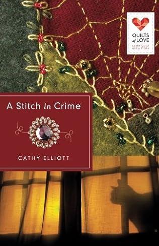 book cover of A Stitch in Crime