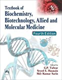 img - for Textbook of Biochemistry, Biotechnology, Allied and Molecular Medicine book / textbook / text book