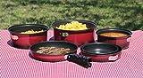 Texsport Kangaroo 7 pc Camping Cookware Outdoor