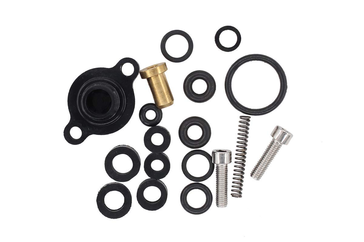 Fuel Relief Pressure Regulator Spring and Seal Kit for 99-03 Ford 7.3 7.3L Powerstroke Diesel XtremeAmazing XA09042699