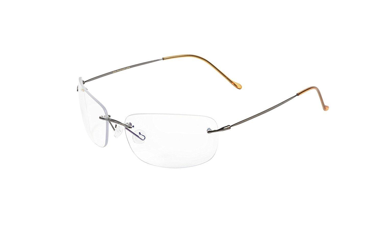 Ultralite Digitec Computer Reading Glasses - Anti-Reflective for Eye Strain Relief