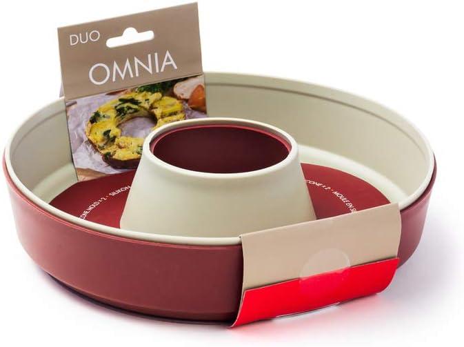 Omnia Silicone Mold Duo